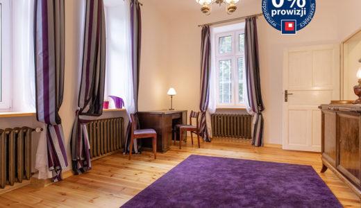 wytworny salon w mieszkaniu do sprzedaży Wrocław Śródmieście