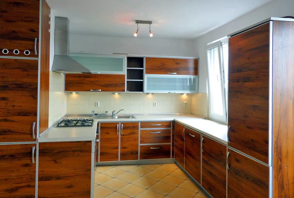 zabudowana kuchnia w mieszkaniu do sprzedazy Wrocław Krzyki