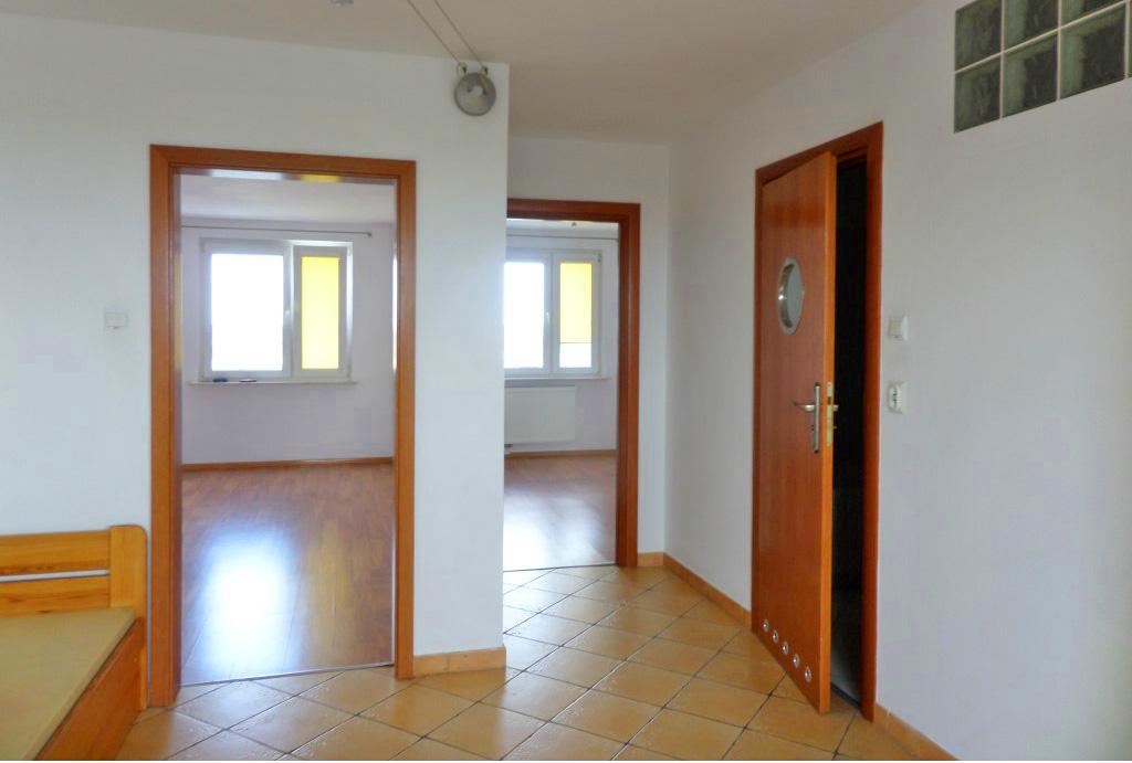 funkcjonalny rozkład pomieszczeń w mieszkaniu na sprzedaż Wrocław Krzyki