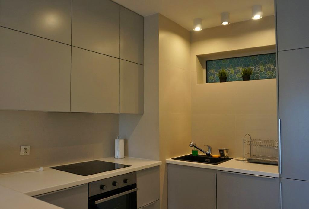 kuchnia w mieszkaniu na wynajem Wrocław Krzyki
