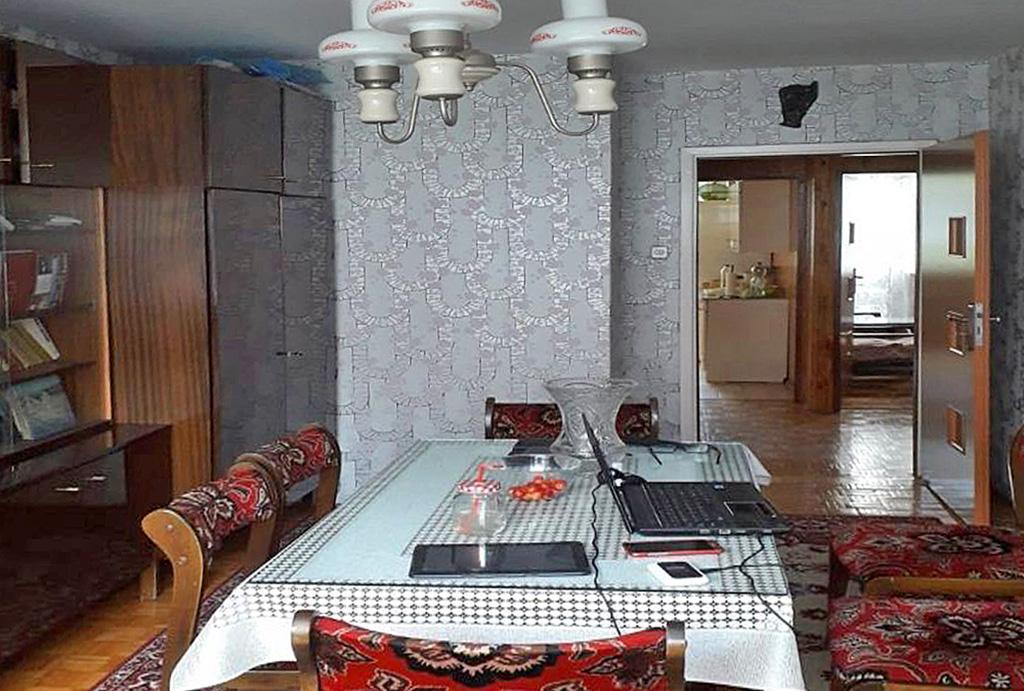 jedno z pomieszczeń mieszkania do sprzedaży Wrocław Psie Pole