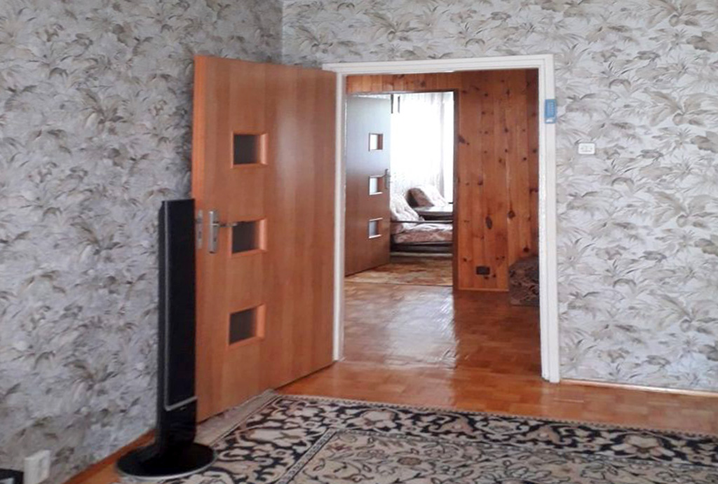 praktyczny przedpokój w mieszkaniu na sprzedaż Wrocław Psie Pole