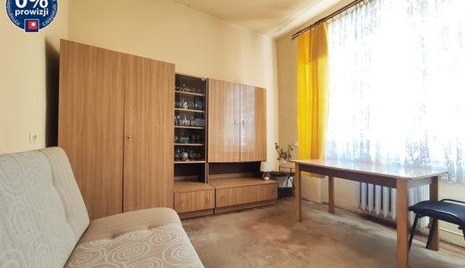 zdjęcie prezentuje salon w mieszkaniu do sprzedaży Wrocław Stare Miasto