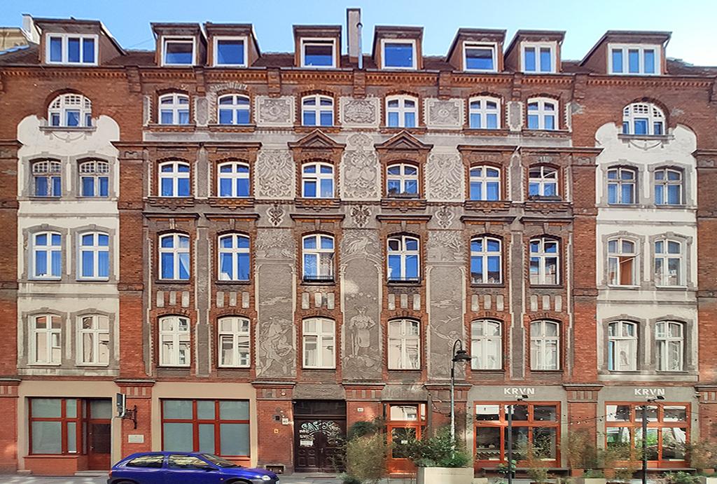prestiżowa lokalizacja mieszkania na sprzedaż Wrocław Stare Miasto