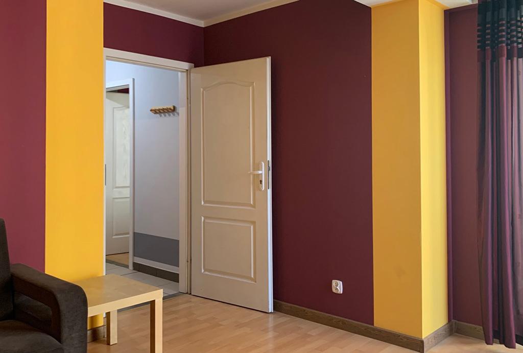 funkcjonalny przedpokój w mieszkaniu na sprzedaż Wrocław Stare Miasto