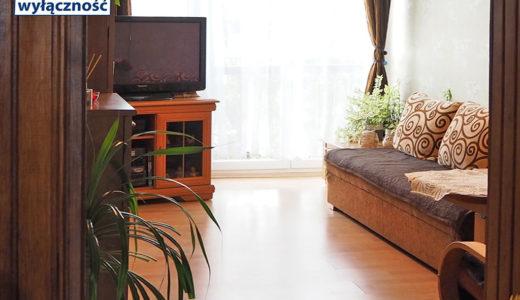 luksusowy salon w mieszkaniu do sprzedaży Wrocław Krzyki