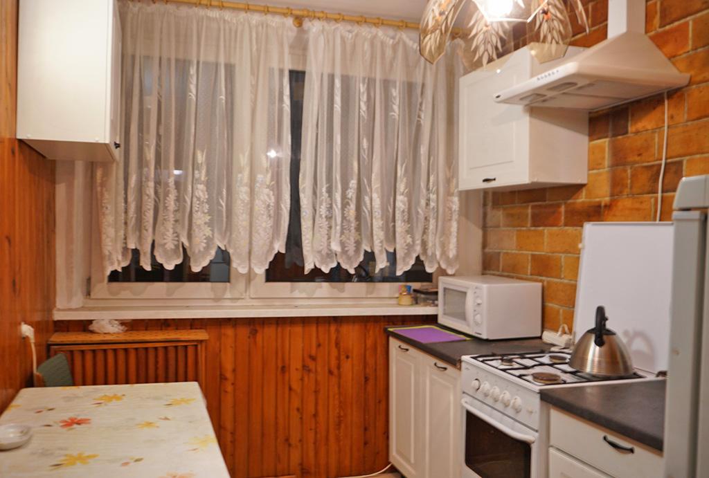 zabudowana kuchnia w mieszkaniu na wynajem Wrocław Psie Pole