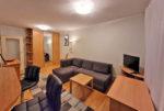 druga strona salonu w mieszkaniu na wynajem Wrocław Krzyki