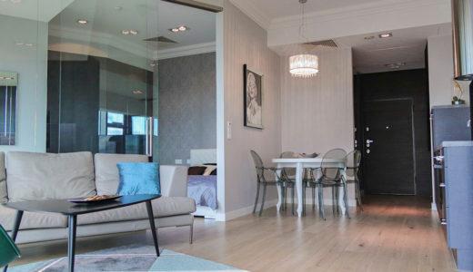 epatujące bogactwem wnętrze apartamentu do wynajęcia Wrocław Krzyki