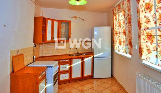 zabudowana kuchnia w mieszkaniu do wynajęcia Wrocław okolice (Oława)