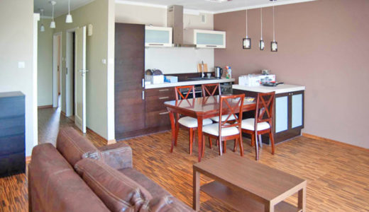 nowoczesne wnętrze mieszkania do wynajęcia Wrocław