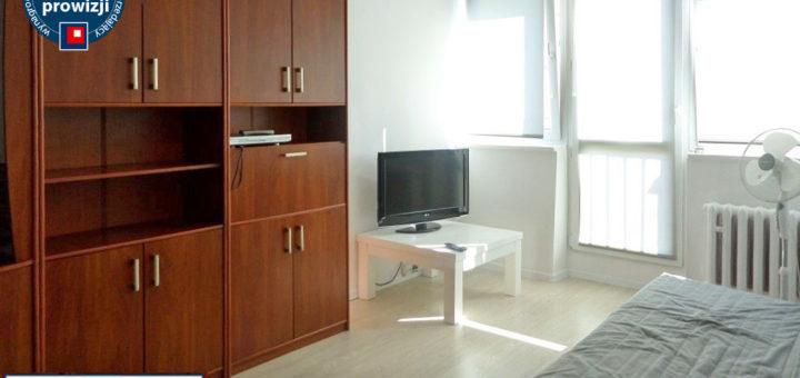 nowoczesny salon w mieszkaniu do wynajęcia Wrocław Psie Pole