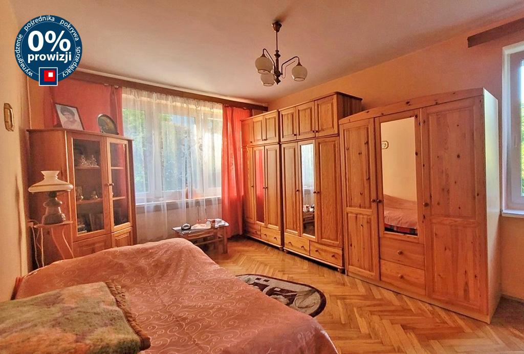 fragment jednego z komfortowych pomieszczeń w mieszkaniu na sprzedaż Wrocław Psie Pole