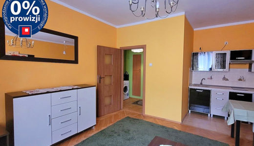 komfortowy salon w mieszkaniu do wynajęcia Wrocław