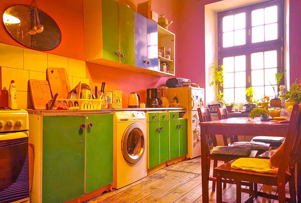 funkcjonalna kuchnia w mieszkaniu na sprzedaż Wrocław