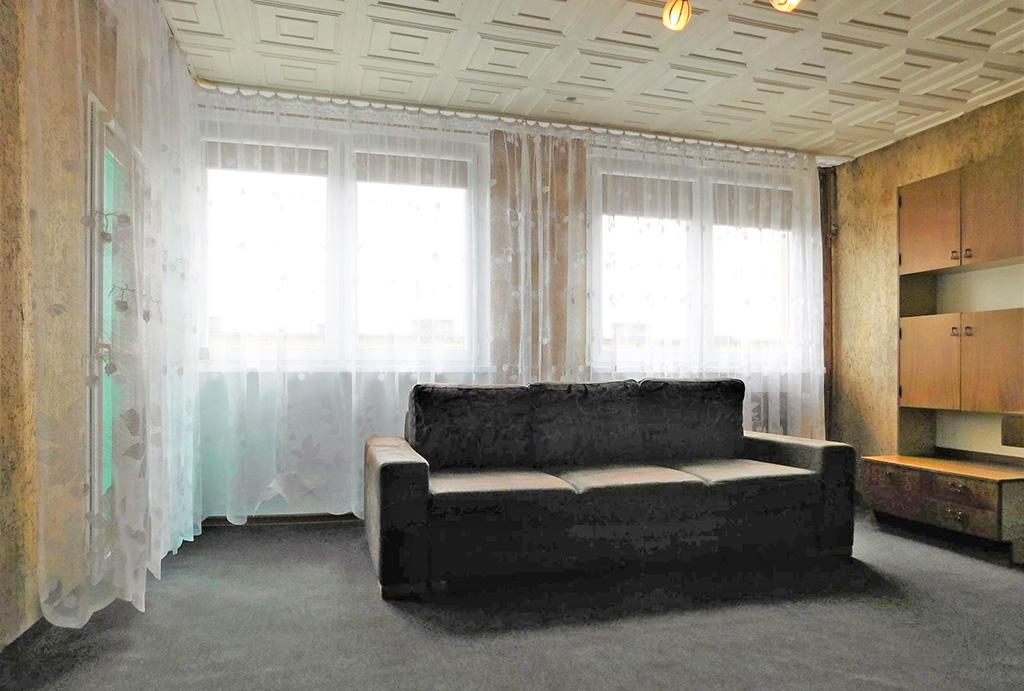 prywatna sypialnia w mieszkaniu na wynajem Wrocław okolice (Oława)
