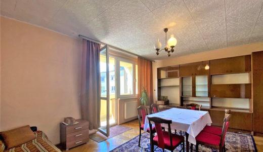 kameralny pokój dzienny w mieszkaniu do sprzedaży Wrocław okolice
