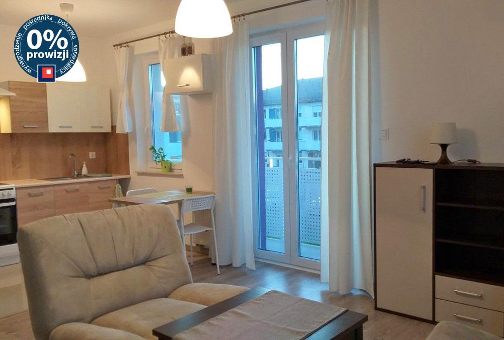 zbliżenie na salon w mieszkaniu do wynajmu Wrocław (okolice)