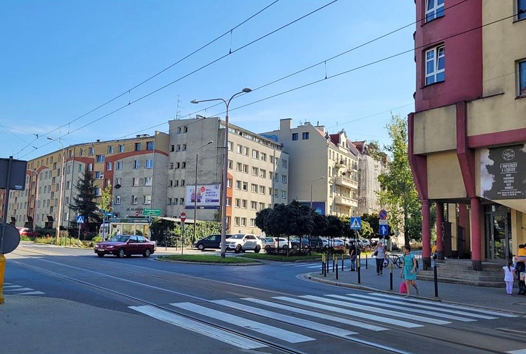 atrakcyjna lokalizacja oferowanego na sprzedaż mieszkania Wrocław