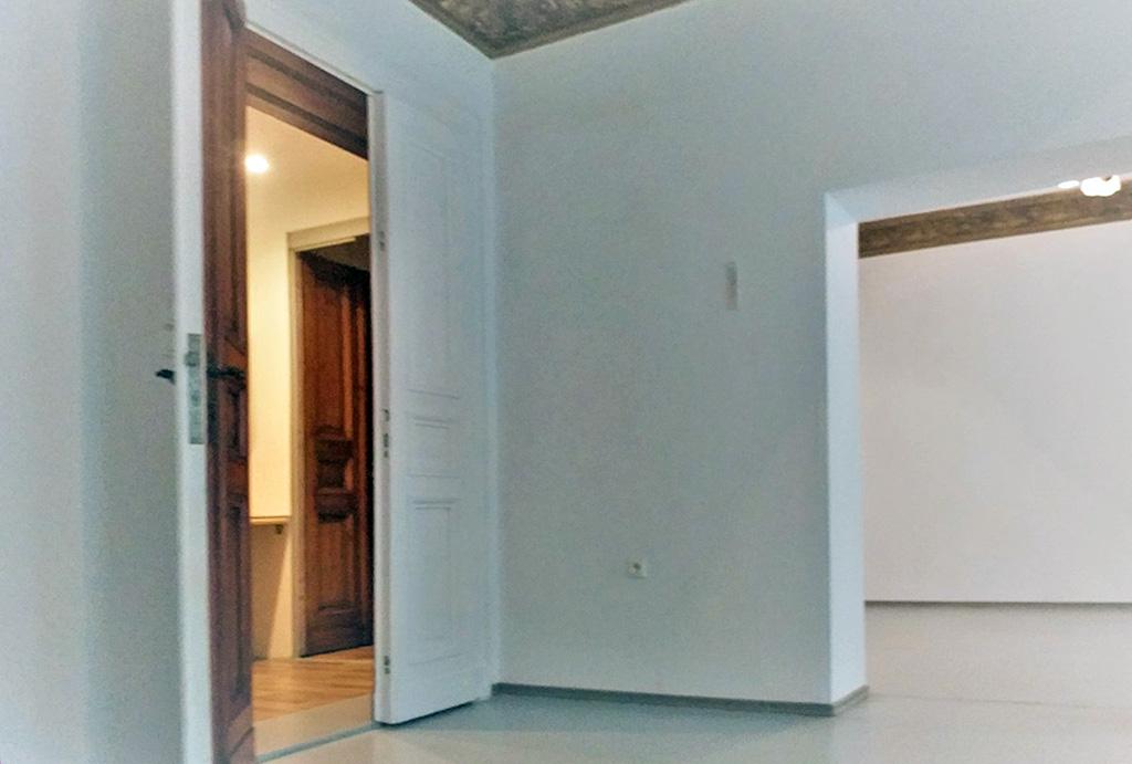 eleganckie wnętrze mieszkania do wynajmu stylowe wejście prowadzące do mieszkania do wynajęcia Wrocław