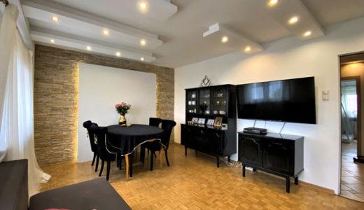 komfortowe wnętrze mieszkania do sprzedaży Wrocław (okolice, Oława)